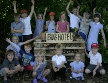 Check in at the all new 5* Storrington Bugs Hotel